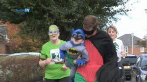 Florence Nightingale Hospice Superheroes Fun Run