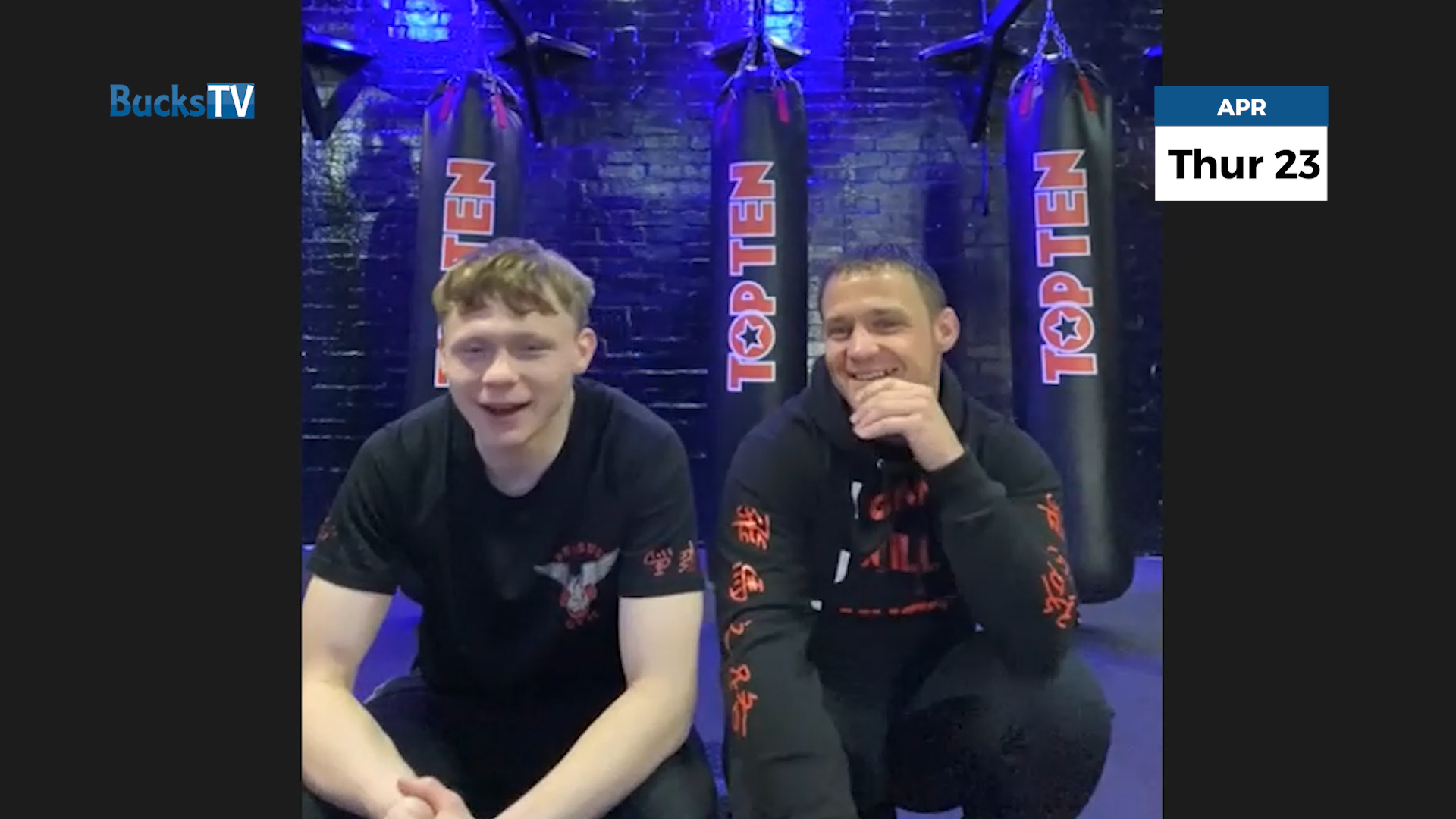 The Isolation Pod Show – Thursday 23rd April 2020 – Pegasus Academy of Fitness & Martial Arts