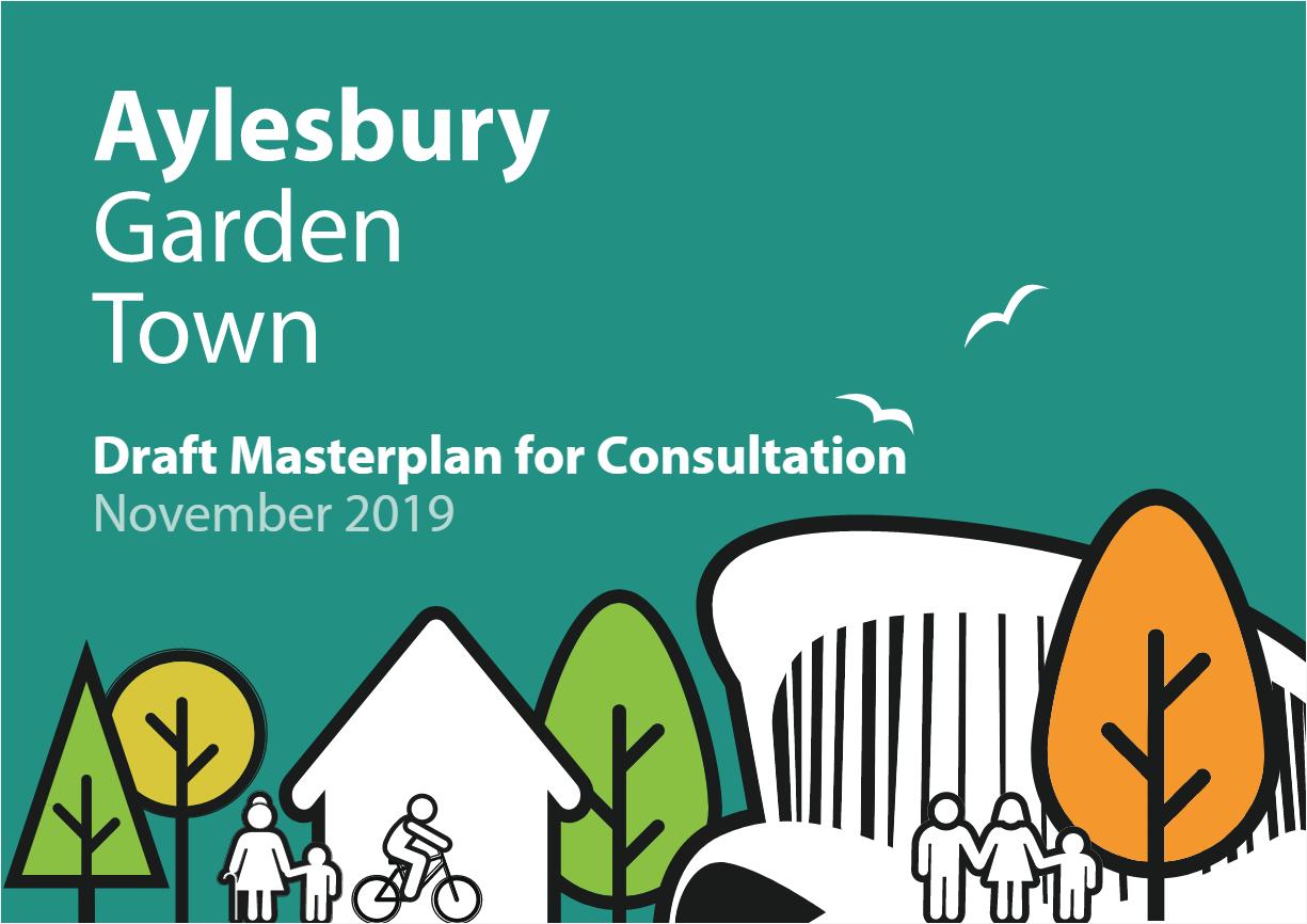 Aylesbury Garden Town Masteplan Approved