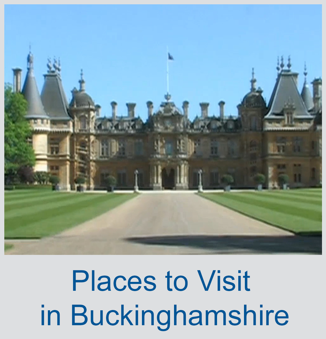 Places To Travel In Uk: Internet Television For Buckinghamshire And